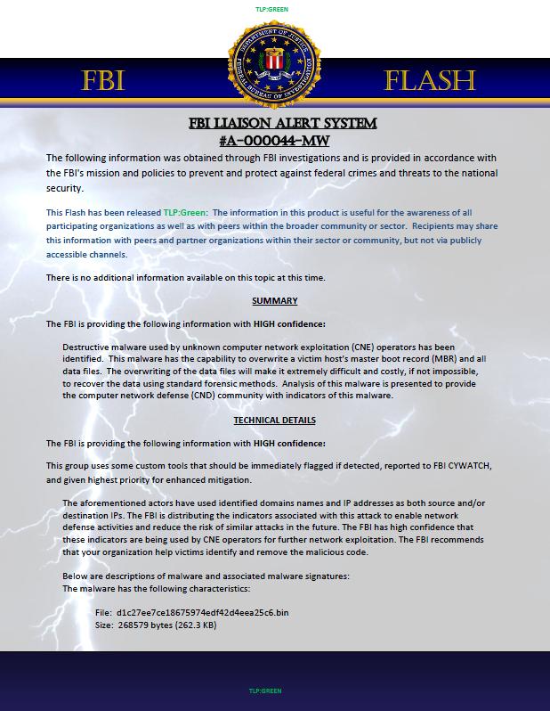FBI-KoreanMalware
