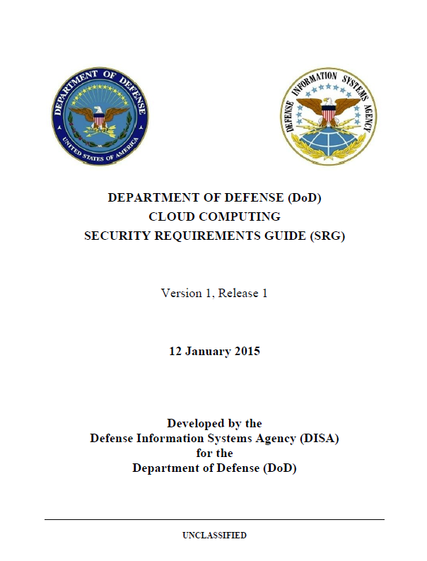 DoD-CloudSecurity