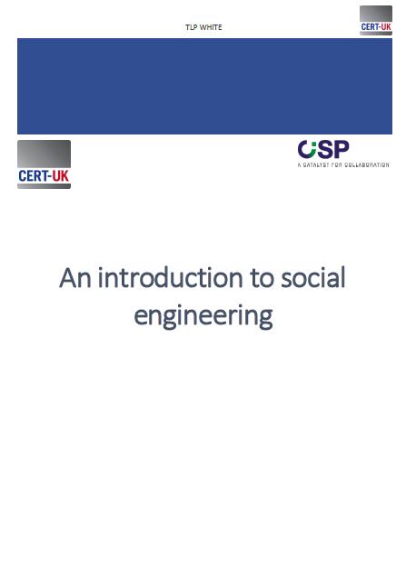 UK-CERT-SocialEngineering