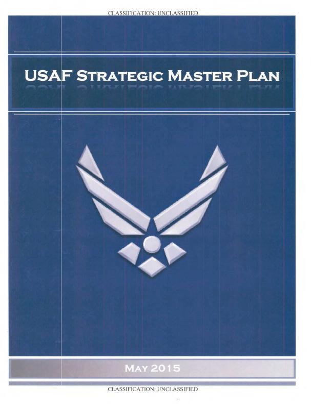 USAF-StrategicMasterPlan-2015