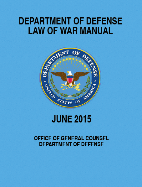 DoD-Law-of-War