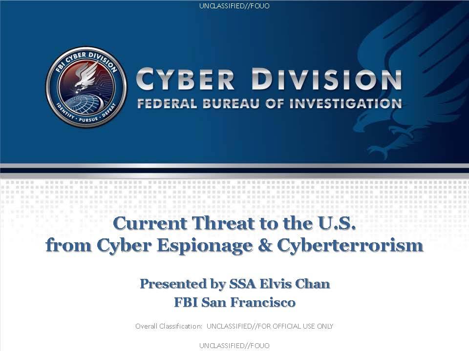 Cyber Terrorism Pdf
