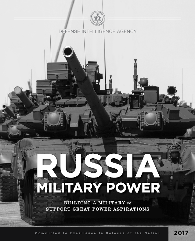 Defense Intelligence Agency Russia Military Power Report ...