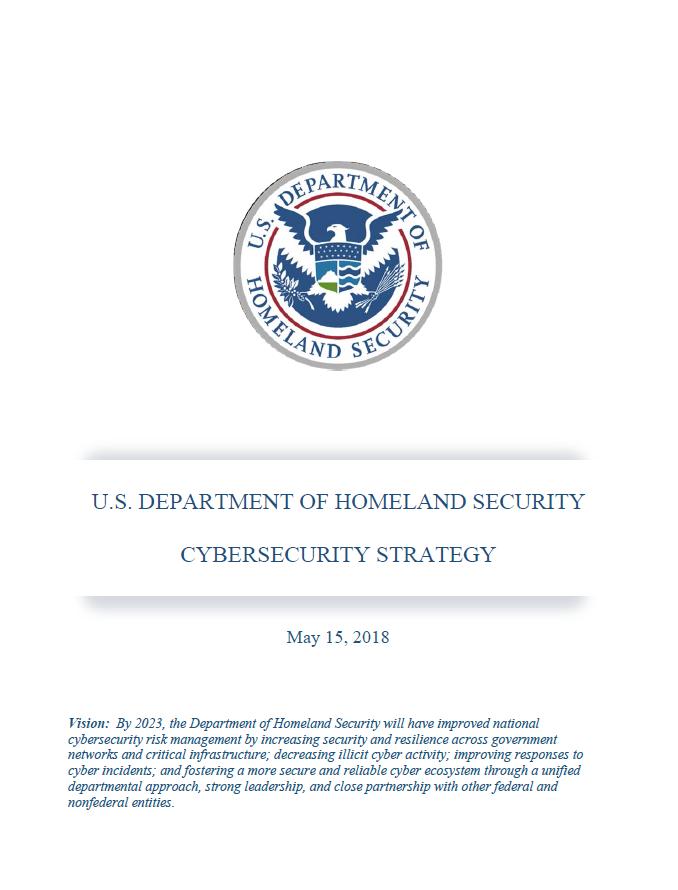 Homeland Security Cybersecurity Policy 1210hus Noorderpadde