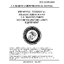 U s marine corps public intelligence page 2 for Marine corps motor transport characteristics manual